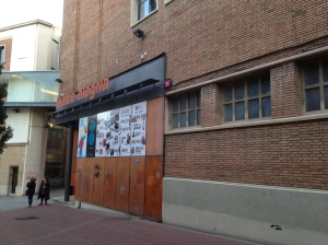 Teatre Alegria #Terrassa