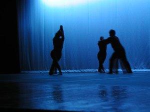 ... assistir a una representació de dansa...