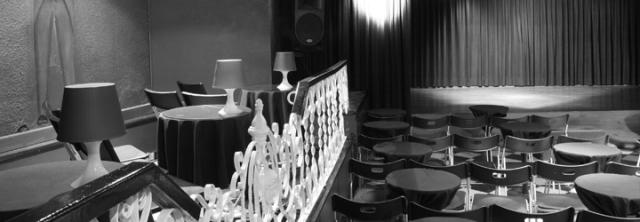 Cafè teatre Llantiol / Barcelona