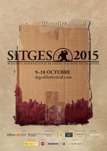 Cartell Sitges Film Festival 2015 (font: www.sitgesfilmfestival.com)