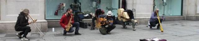Músics al carrer (Font: www.sonsdelcarrer.wordpress.com)