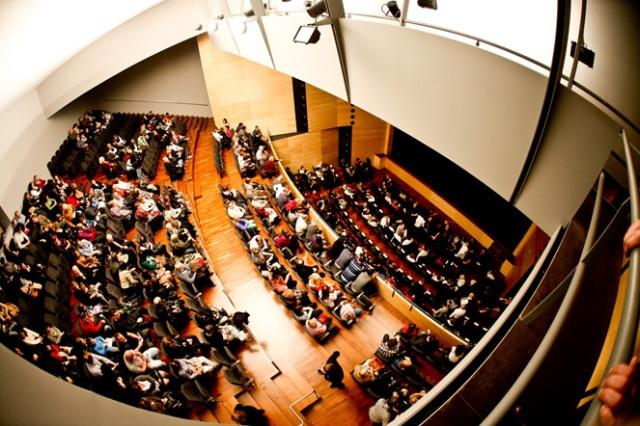 Teatre Municipal Cooperativa de Barberà del Vallès. Font: web del teatre