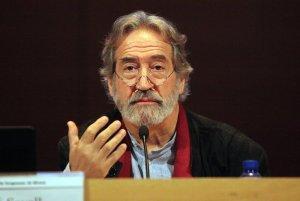 Jordi Savall al congrés Arxius i indústries culturals.  Font: El Puntavui Autor: Joan Sabater