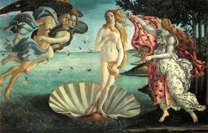 """Imatge del """"Naixement de Venus"""" de Botticelli, emprada pel Pais per a il·lustrar la notícia"""